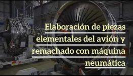 TEMARIO Y SALIDAS PROFESIONALES DE LA FORMACIÓN A DISTANCIA DE MONTADOR DE ESTRUCTURAS DE AERONAVES: VÍDEO INFORMATIVO