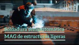 ASIGNATURAS Y SALIDAS PROFESIONALES DE LA FORMACIÓN A DISTANCIA DE SOLDADOR DE ESTRUCTURAS METÁLICAS LIGERAS: VÍDEO EXPLICATIVO