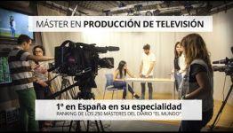 LAS VALORACIONES QUE NOS DAN LOS ALUMNOS SOBRE EDUCARSE EN PRODUCCIÓN DE CINE Y TELEVISIÓN