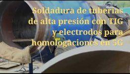 ASIGNATURAS Y SALIDAS LABORALES DE LA FORMACIÓN A DISTANCIA DE SOLDADOR DE TUBERÍAS DE ALTA PRESIÓN CON TIG Y ELECTRODO PARA HOMOLOGACIONES EN 1G 2G 5G Y 6G: VÍDEO INFORMATIVO