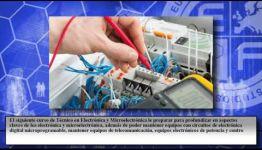 TÉCNICO EN ELECTRÓNICA Y MICROELECTRÓNICA A DISTANCIA: LOS ESPECIALISTAS NOS EXPONEN SUS VALORACIONES