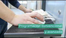 ASIGNATURAS Y SALIDAS LABORALES DE LA FORMACIÓN A DISTANCIA DE PREPARADOR PROGRAMADOR DE MÁQUINAS HERRAMIENTAS CON CNC: VÍDEO INFORMATIVO