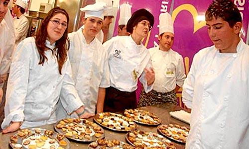 Formacion Profesional Cocina | Academia Instituto De Educacion Secundaria Ies Castillo De Luna